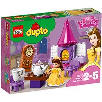 LEGO Duplo Disney Princess Belle's Tea Party - 10877 - Duplo Gifts