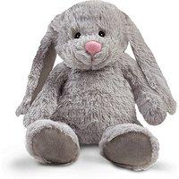 Snuggle Buddies 32cm Friendship Bunny- Nox (Grey)
