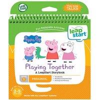 LeapFrog LeapStart Preschool Peppa Pig Book - Leapfrog Gifts