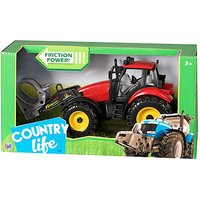 Country Life Tractor - Red