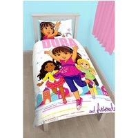Dora Citygirl Single Duvet Set - Dora Gifts