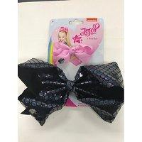 JoJo Siwa Mermaid Bow 2 Pack - Black