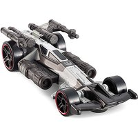 Hot Wheels Star Wars Carships - Partisan X-Wing Fighter - Geek Gifts