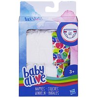 Baby Alive Nappies Refill Pack