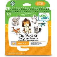 LeapFrog LeapStart Animal Discovery Actvity Book - Leapfrog Gifts