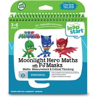 LeapFrog LeapStart PJ Masks Activity Book - Leapfrog Gifts