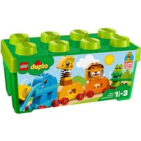 LEGO Duplo My First Animal Brick Box - 10863 - Duplo Gifts