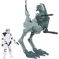 Star Wars The Force Awakens 3.75-inch Vehicle - The Force Awakens 3.75-inch Vehicle Assault Walker