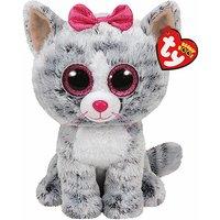 Ty Beanie Boo Buddy - Kiki the Cat Soft Toy