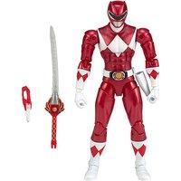 Power Rangers Legacy 16.5cm Figure - Metallic Red - Power Rangers Gifts