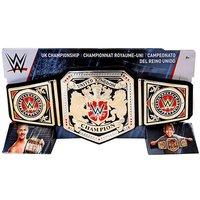 WWE UK Championship Belt - Wwe Gifts