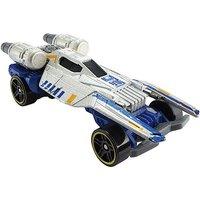 Hot Wheels Star Wars Carships - Rebel U-Wing Fighter - Geek Gifts