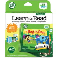 LeapFrog LeapStart Level 3 Learn to Read Box Set 1 - Leapfrog Gifts