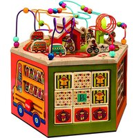 Wooden Activity Play Center - Activity Gifts