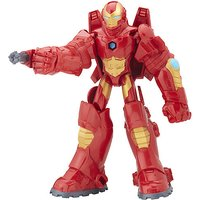 Marvel Avengers 15cm Deluxe Figure - Iron Man with Armour