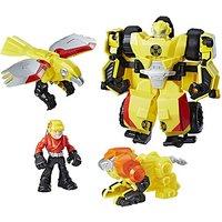 Playskool Heroes Transformers Rescue Bots Rescue Team - Bumblebee