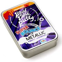 Nickelodeon Liquid Lava Putty Super Bounce Metallic - Purple Amethyst