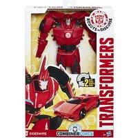 Transformers Robots in Disguise Titan Figure - Sideswipe