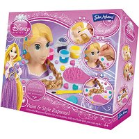 Disney Princess Rapunzel Paint and Style Styling Head - Rapunzel Gifts