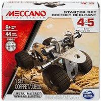 Meccano Starter Set - ATV Quad - Meccano Gifts