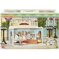 Sylvanian Families Creamy Gelato Shop - Shop Gifts