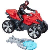 Marvel Spider-Man Blast N Go Racers - Kid Arachnid