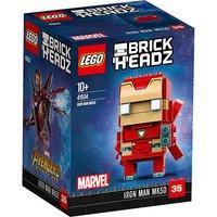 LEGO Brick Headz Iron Man MK50 - 41604 - Iron Man Gifts