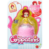 Cuppatinis Doll - Mocha Lisa - Doll Gifts