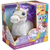 Pitter Patter Pets Walking Unicorn - Walking Gifts