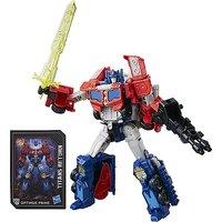 Transformers Generations Titans Return Voyager Class Figure - Diac & Optimus Prime
