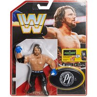WWE® AJ Styles Retro App Action Figure - Wwe Gifts