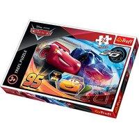 Trefl Disney Pixar Cars 3 Maxi Puzzle - 24 pcs - Disney Cars Gifts