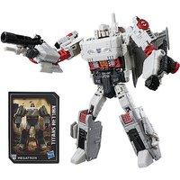 Transformers Generations Titans Return Voyager Class Figure - Doomshot & Megatron