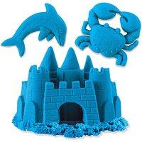 Kinetic Sand 8oz Neon Box -Blue