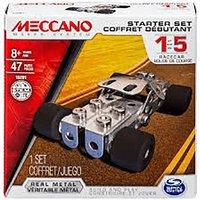 Meccano Starter Set - Race Car - Meccano Gifts