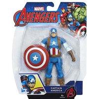 Marvel Avengers 6-inch Basic Figures - Captain America