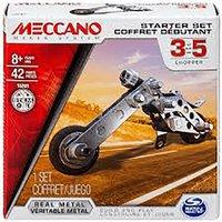 Meccano Starter Set - Chopper - Meccano Gifts