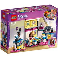 LEGO Friends Olivia's Deluxe Bedroom - 41329 - Lego Friends Gifts