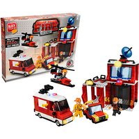 Block Tech Fire Dept