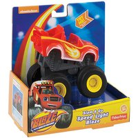 Fisher-Price Blaze and the Monster Machines Slam & Go Speed Light Blaze - Fisher Price Gifts
