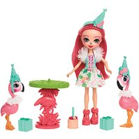 Enchantimals Lets Flamingle Dolls