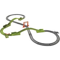 Thomas & Friends TrackMaster Deluxe Building Switchback Swamp - Building Gifts