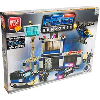 Block Tech Police Response - Police Gifts