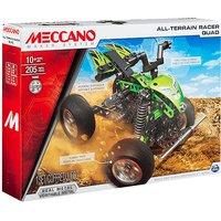 Meccano All Terrain Racer Quad Model Set - Meccano Gifts