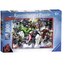 Ravensburger Marvel Avengers l XXL Puzzle - 100 Pieces