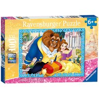 Ravensburger XXL 100pc Jigsaw Puzzle - Disney Princess Beauty and the Beast - Jigsaw Puzzle Gifts