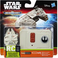 Star Wars The Force Awakens Micro Machines RC Vehicle - Millennium Falcon - Rc Gifts