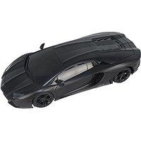 1:24 Remote Control Car - Black Lamborghini - Remote Control Gifts