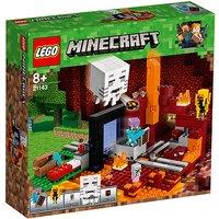 LEGO Minecraft The Nether Portal - 21143