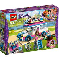 LEGO Friends Olivia's Mission Vehicle - 41333 - Lego Friends Gifts